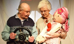 Older people theatre